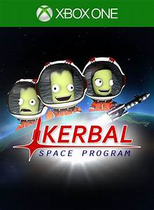 Kerbal Space Program for Xbox One (2016) - MobyGames