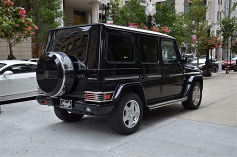2005 Mercedes G Wagon  The Wagon
