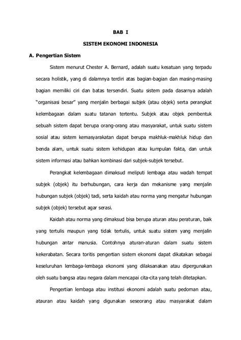 Contoh Makalah Ekonomi Mikro Di Indonesia - Contoh Sur