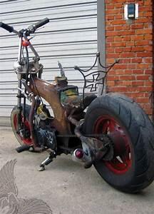 Garage Dax : honda dax chopper the suicide the old garage motos pinterest garage rats et honda ~ Gottalentnigeria.com Avis de Voitures
