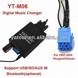 Rd4 Peugeot : yatour rd3 rd4 aux mp3 peugeot citroen radio cd adaptateur lecteur cd d 39 automobile id de ~ Gottalentnigeria.com Avis de Voitures