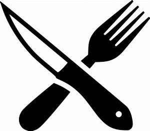 Fork And Steak Knife Svg Png Icon Free Download (#477855 ...