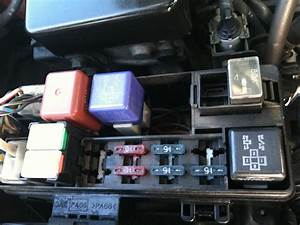 2001 Mazda Miata Fuel Pump Relay Location