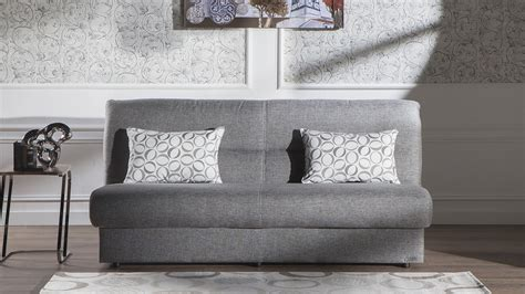 Gray Sleeper Sofa by Regata Diego Gray Sofa Sleeper Sleepworks