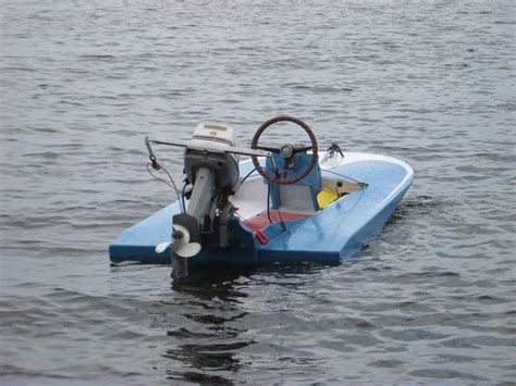 Minimax Boat Plans by Home Built Mini Max Hydroplane 2010 For Sale For 350