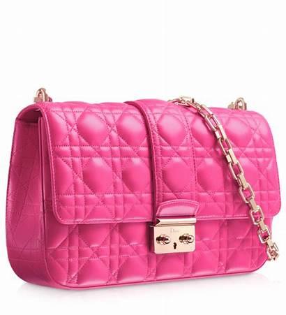 Dior Pink Purse Bag Bags Miss Custom