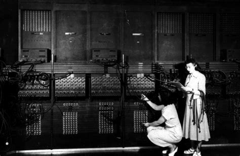 Six Women Programmed The First Computer—and Didn't Get The