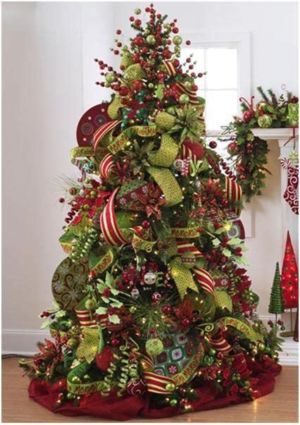 ten links  luxury christmas tree designs