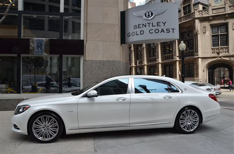 2016 Mercedes-benz S-class Mercedes-maybach S600 Stock
