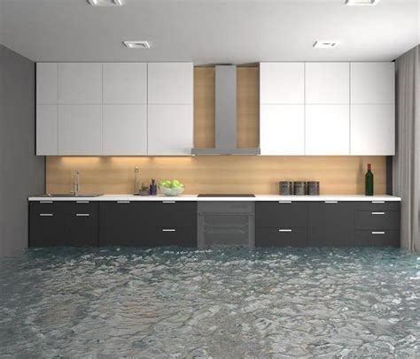 How Walls and Cabinets Are Affected By Water Damage in