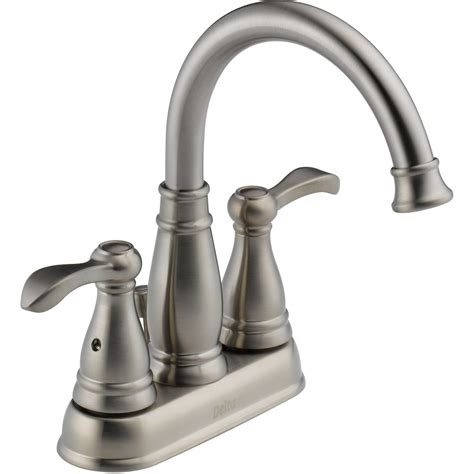 Brushed Nickel Bathroom Faucets Delta by Kitchen Sink Faucets Bathroom Sink Faucets Tub And