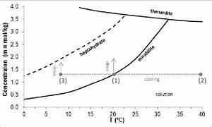 Phase Diagram Of Sodium Sulfate  Hartley Et Al  1908   The