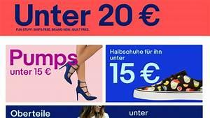 Jobs Berlin Ebay : unter 20 neues shopping angebot bei ebay f r produkte f r 20 euro oder g nstiger ebay inc ~ Watch28wear.com Haus und Dekorationen
