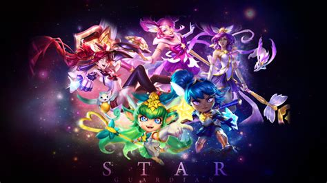 Star Guardian Lux Wallpaper Sailor Moo Star Guardian By Syraelx On Deviantart