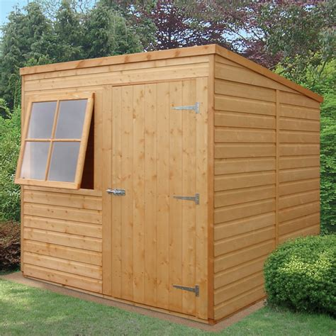 Tongue And Groove Boards For Sheds by 7 X 7 2 05m X 1 98m Tongue And Groove Pent Garden