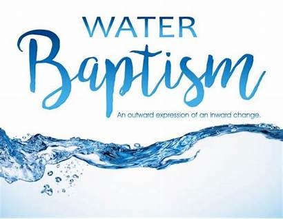 Baptism Sunday Church Creek Today Fundraiser Joy