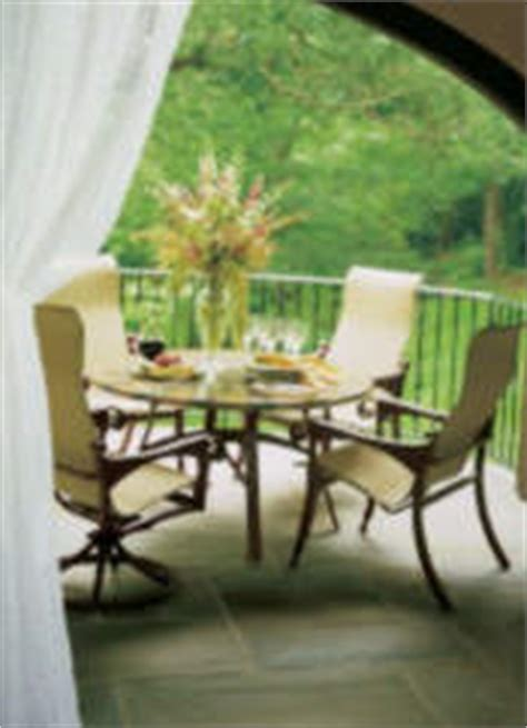 homecrest patio furniture top care