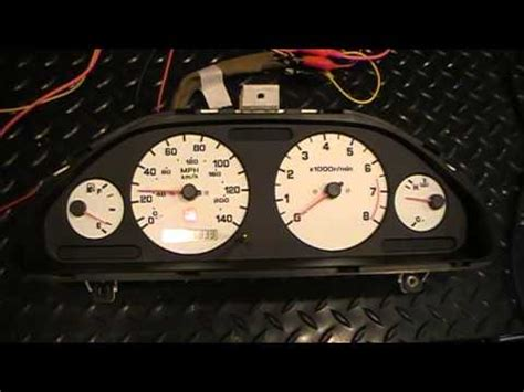Nissan Maxima Infiniti Instrument Gauge Cluster