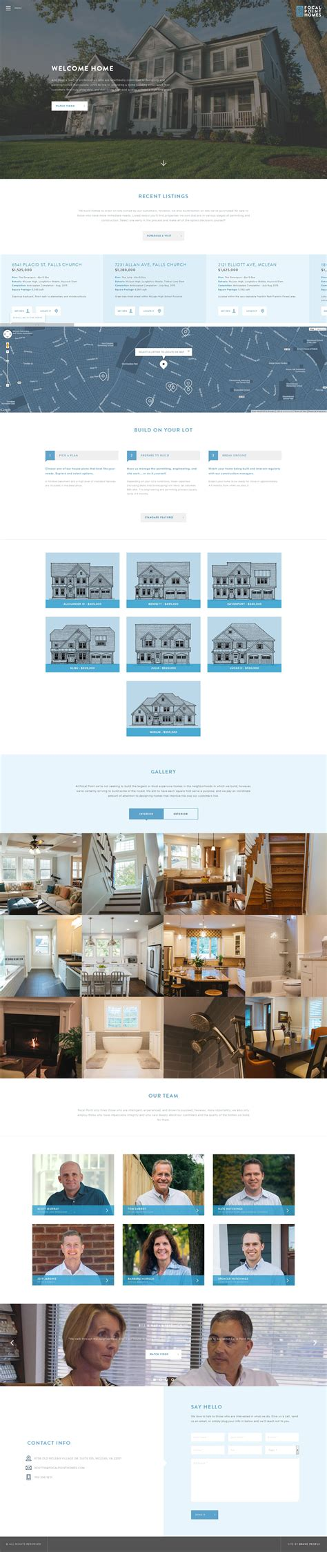 Focal Point Homes • Flat Inspire