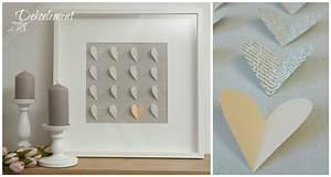 Basteln Mit Buchseiten : basteln mit buchseiten ein dekorahmen mit herzen handmade kultur ~ Eleganceandgraceweddings.com Haus und Dekorationen