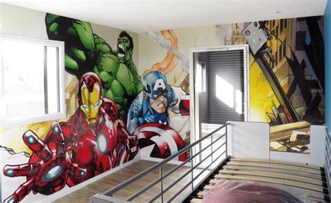 deco chambre garcon heros chambre ado heros 120630 gt gt emihem com la