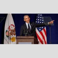Barack Obama Speech Full Transcript  Cbs News
