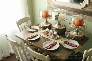 Holiday Tablescapes {Thanksgiving &Christmas} - Stacy Risenmay