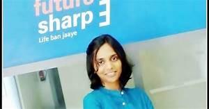 Summer Internship At Future Group People Office Neha