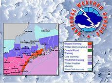 Blizzard warning in Midcoast until 10 am Friday PenBay
