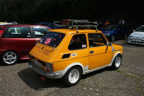 Is Fiat Italian by File Fiat 126 El Elx Or Elx Maluch During Brooklands Auto