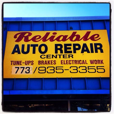 reliable auto repair center auto repair chicago il yelp