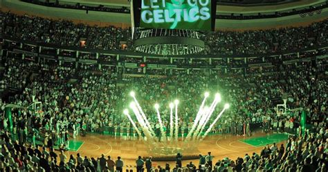 hear     celtics entrance