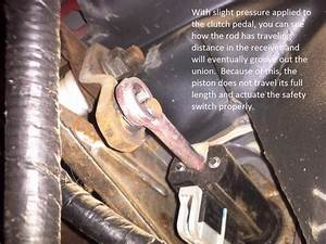 Ford Ranger Clutch Safety Switch