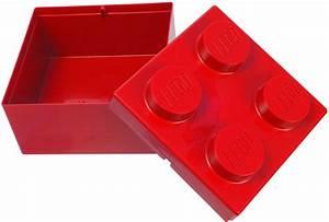 Avenue De La Brique : lego rangement 853234 pas cher brique de rangement rouge ~ Melissatoandfro.com Idées de Décoration