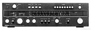 Wega R 3141 - Manual - Am  Fm Stereo Receiver