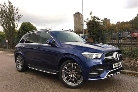 """Search 156 listings to find the best deals. Used 2019 """"MERCEDES-BENZ"""" """"GLE ESTATE"""" """"GLE 450 4Matic AMG Line Prem + 5dr 9G-Tron 7 St"""" for ..."""