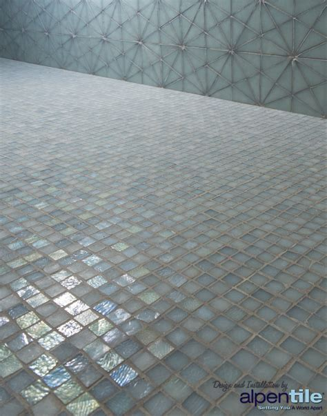 alpentile glass tile swimming pools