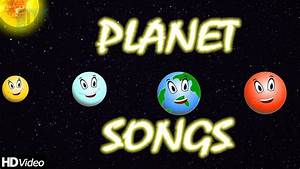 "The Solar System Songs: ""We are the Planets"" 