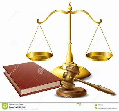 Law Related Scale Clipart Gavel Object Justice