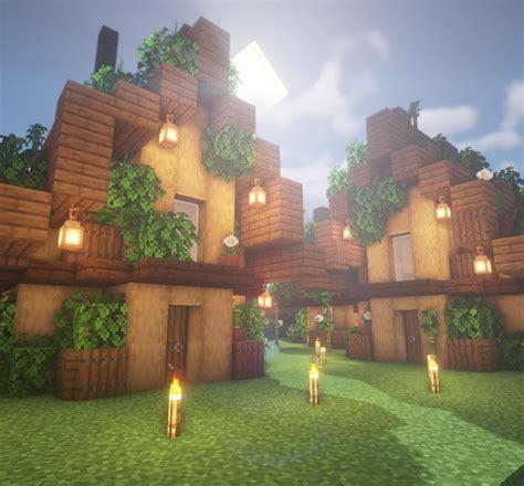 small house design inspired  goodtimeswithscars hermitcraft base minecraftbuilds
