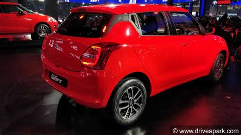 New Maruti Swift Launched At Rs 4.99 Lakh