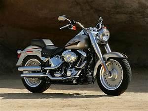 Harley Fat Boy : 2005 harley davidson flstfi softail fat boy moto zombdrive com ~ Medecine-chirurgie-esthetiques.com Avis de Voitures