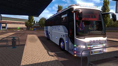 prtc skin  volvo br indian bus mod euro truck