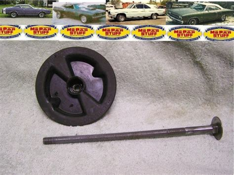 Purchase Oem Mopar Spare Tire Hold Down Stud Retainer