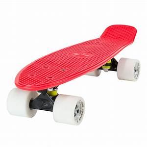 Cruiser Skateboard Trucks : land surfer cruiser skateboard 22 red board black trucks ~ Jslefanu.com Haus und Dekorationen