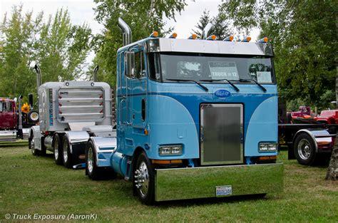 Frank Bell 1982 Peterbilt 362 | 2013 Brooks Truck Show ...