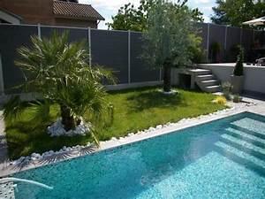 les 25 meilleures idees de la categorie margelle sur With idee deco jardin contemporain 6 piscine forme bassin de nage traditionnel piscinelle