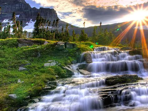 beautiful water fall full hd wallpaper nfs
