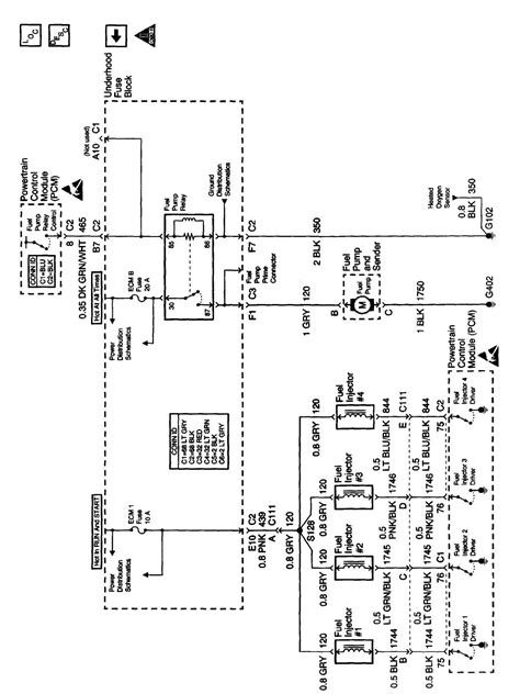 2000 S10 2 2 Fuel Wiring Diagram by I A 2000 Chevrolet S10 That Had A 2 2 4cyl In It With
