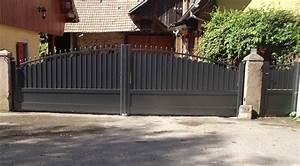 Installateur De Portail Motorisé : installateur de portails et cl tures dans le haut rhin ~ Farleysfitness.com Idées de Décoration